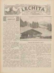 Lechita: dodatek niedzielny do Lecha - Gazety Gnieźnieńskiej 1933.03.26 R.10 Nr13
