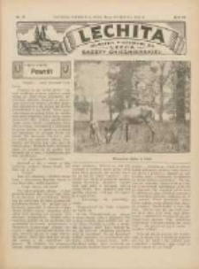 Lechita: dodatek niedzielny do Lecha - Gazety Gnieźnieńskiej 1933.04.30 R.10 Nr18