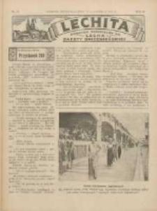 Lechita: dodatek niedzielny do Lecha - Gazety Gnieźnieńskiej 1933.06.11 R.10 Nr24