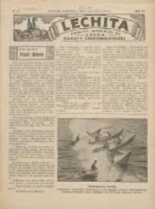 Lechita: dodatek niedzielny do Lecha - Gazety Gnieźnieńskiej 1933.07.02 R.10 Nr27
