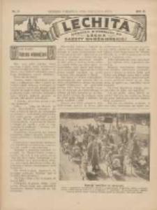 Lechita: dodatek niedzielny do Lecha - Gazety Gnieźnieńskiej 1933.07.23 R.10 Nr30
