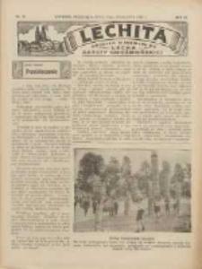 Lechita: dodatek niedzielny do Lecha - Gazety Gnieźnieńskiej 1933.09.24 R.10 Nr39