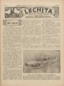 Lechita: dodatek niedzielny do Lecha - Gazety Gnieźnieńskiej 1933.11.05 R.10 Nr45