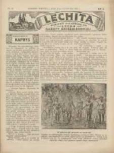 Lechita: dodatek niedzielny do Lecha - Gazety Gnieźnieńskiej 1933.11.12 R.10 Nr46