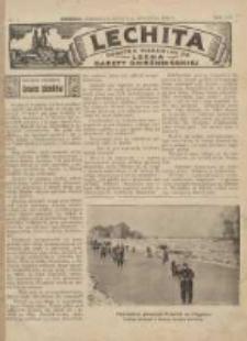 Lechita: dodatek niedzielny do Lecha - Gazety Gnieźnieńskiej 1936.01.05 R.13 Nr1
