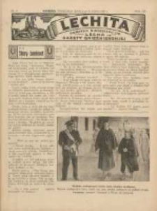Lechita: dodatek niedzielny do Lecha - Gazety Gnieźnieńskiej 1936.02.02 R.13 Nr5