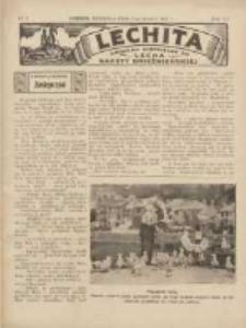 Lechita: dodatek niedzielny do Lecha - Gazety Gnieźnieńskiej 1936.03.15 R.13 Nr11