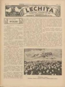 Lechita: dodatek niedzielny do Lecha - Gazety Gnieźnieńskiej 1936.04.05 R.13 Nr14
