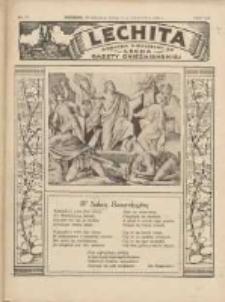 Lechita: dodatek niedzielny do Lecha - Gazety Gnieźnieńskiej 1936.04.12 R.13 Nr15