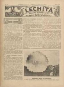 Lechita: dodatek niedzielny do Lecha - Gazety Gnieźnieńskiej 1936.04.19 R.13 Nr16