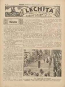 Lechita: dodatek niedzielny do Lecha - Gazety Gnieźnieńskiej 1936.05.03 R.13 Nr18