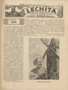 Lechita: dodatek niedzielny do Lecha - Gazety Gnieźnieńskiej 1936.05.31 R.13 Nr22