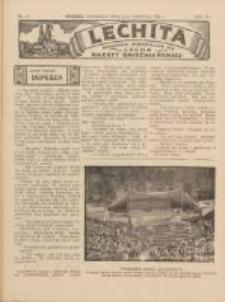 Lechita: dodatek niedzielny do Lecha - Gazety Gnieźnieńskiej 1936.08.23 R.13 Nr34