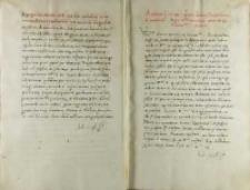 Andreas Cricius: Petro Tomicio archidiacono Cracoviensi, Żbików 21.04.1508