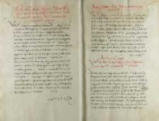 Andreas Cricius Petro de Opalenicza custodi Posnaniensi, Ciążyń 14.10.1508