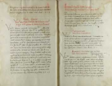 Andreas Cricius Petro Tomicio, Kozłów 13.10.1511