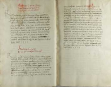 Andreas Cricius Petro Tomicio, Poznań 01.02.1520