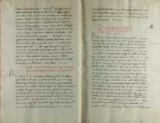 Petro Tomiczki Andreas Cricius, Brześć Kujawski 20 lub 27.01.1521