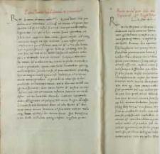 Petro Tomicio episcopo Posnaniensi Andreas Cricius, Brześć Kujawski 13.01.1521