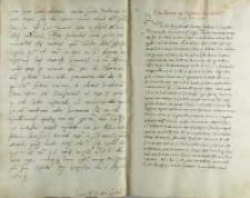 Petro Tomicio Cricius, Brześć Kujawski 23.01.1521