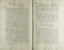 Petro Tomicio Andreas Cricius, Toruń 22.04.1521