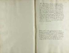 Andreas Cricius Petro Tomicio, b.m. 1522/1523