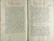 Petro Tomicio episcopo Posnaniensi Andreas Cricius episcopus Premisliensis, Kraków 26.07.1523
