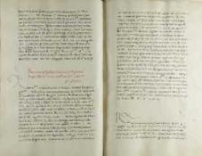 Andreas Cricius Petro Tomicio, Sandomierz sierpień 1524