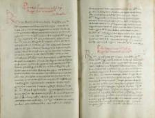 Petro Tomicio Andreas Cricius episcopus Premisliensis, Kraków 07.12.1524