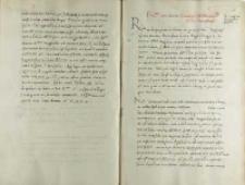 Petro Tomicio episcopo Cracoviensi Andreas Cricius episcopus Premisliensis, Kraków 09.07.1525