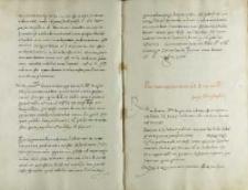 Petro Tomicio Andreas Cricius episcopus Premisliensis, Kraków 22.07.1525