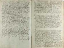 Tomicio Cricius episcopus Premisliensis, b.m. sierpień-wrzesień 1527