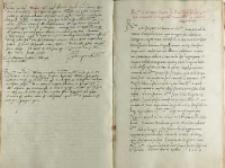 Tomicio Cricius episcopus Premisliensis, Święty Krzyż 1526