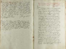 Petro Tomiczki Andreas Cricius episcopus Plocensis, Pułtusk 03.04.1528