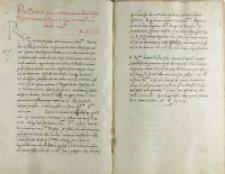 Petro Tomicio Cricius episcopus Plocensis, Czerwińsk 23.09.1527