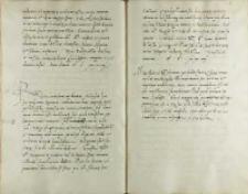 Cricius Tomicio, Warszawa 15.02.1528