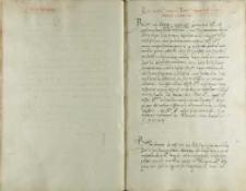 Petro Tomicio Andreas Cricius, Wolborz 19.02.1528