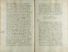 Andreas Cricius Petro Tomicio, Pułtusk 20.03.1528