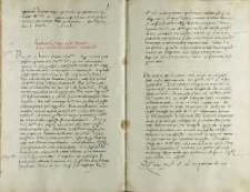 Andreas Cricius Petro Tomicio, Pułtusk 20.12.1528