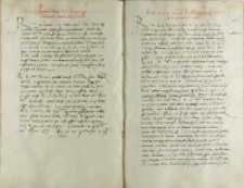 Petro Tomicio Andreas Cricius, Pułtusk 13.04.1529