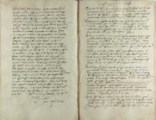 Legacio a Cricio ad dominum Petrum Tomiczki, b.m. październik-listopad 1529