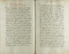 Tomicio episcopus Andreas Cricius, Płock 05.06.1529