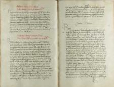 Andreas Cricius Petro Tomicio, Pułtusk 16.09.1530