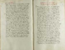 Andreas Cricius Petro Tomicio, Pułtusk 06.02.1531
