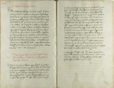 Andreas Cricius Petro Tomicio, Pułtusk 14.03.1531