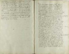 Cricius Tomicio, Płock 13.05.1531