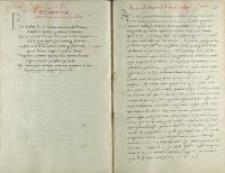 Mathie de Drzewicza archiepiscopo Gnesnensi Cricius, Pułtusk poł. września 1531