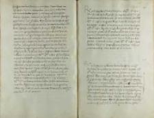 Cricius Tomicio, Pułtusk 30.11.1532