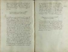 Cricius Sigismundo I, Piotrków koniec stycznia 1533
