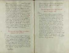 Petro Tomicio Andreas Cricius, Płock 27.08.1534